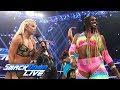 Video Paige reveals the SmackDown Women's Survivor Series Team: SmackDown LIVE, Nov. 6, 2018