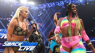 Nonton Paige Reveals The Smackdown Women S Survivor Series Team  Smackdown Live  Nov  6  2018 Film Subtitle Indonesia Streaming Movie Download