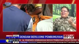 Video Lunch Talk: Dendam Berujung Pembunuhan #1 MP3, 3GP, MP4, WEBM, AVI, FLV November 2018