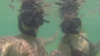 Snorkelling Koh Samet Thailand