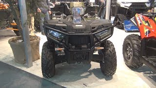 6. Polaris Sportsman 570 EFI (2019) Exterior and Interior