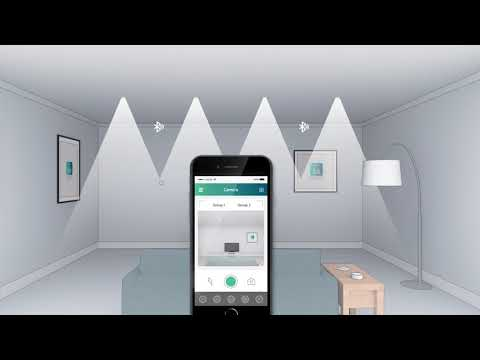 Ansell AOCTO/BT/PIR-R Indoor PIR Sensor Product Video