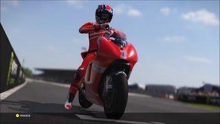 8. Ducati Desmosedici 2008 - Valentino Rossi The Game - MotoGP 16 - Test Ride Gameplay (HD) [1080p]