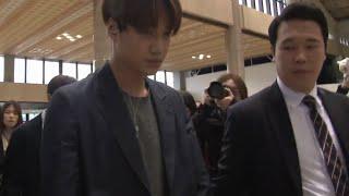 Download Lagu 160421 EXO Kai(카이)- Gimpo Airport(To Japan) Mp3