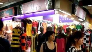 Platinum Fashion Mall In Pratunam Bangkok