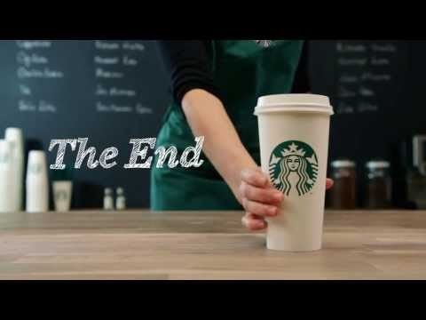 Starbucks Commercial (2013) (Television Commercial)