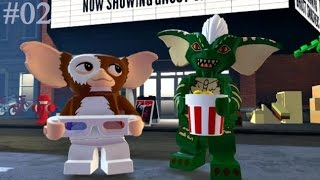 Lego Dimensions  Gremlins Gameplay Pt2 Italiano