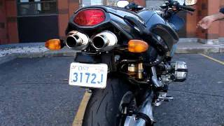 4. 2004 BMW R1100S For Sale
