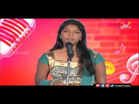 Bathroom Singer Episode : 70 - Monika 19 September 2014 05 PM