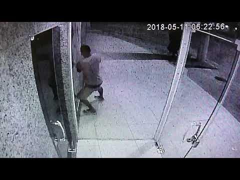 Kinoplex - Câmeras flagram furto em estabelecimento na 28 de Março