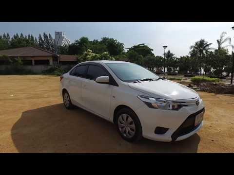 Mietwagen Toyota Vios (2013-2015) Video