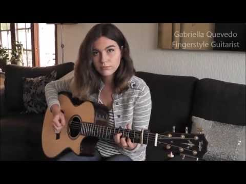 """Queen  """"The Show Must Go On"""" Cover by Gabriella Quevedo"""
