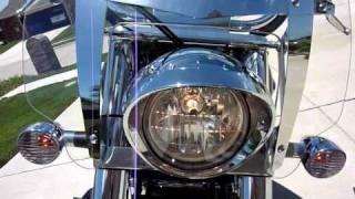 7. 2006 HONDA VTX 1800 R3 SPEC 3