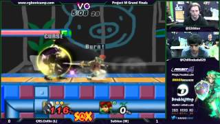 Sethlon vs Chillindude Grand Finals S@X in HD