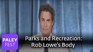 Parks and Recreation - Jim O'Heir on Rob Lowe's Body