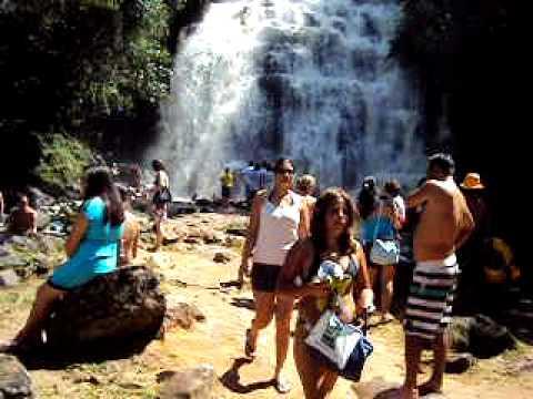 Cachoeira Aguas de Santa Barbara 2010