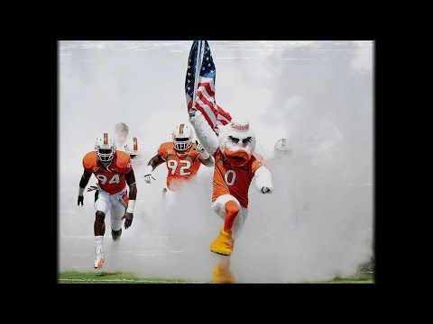 || WIN || Miami Hurricanes Hype Video || Super 8 ||