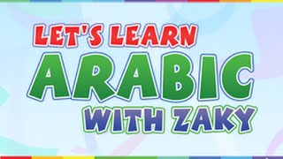 Let's Learn Arabic with Zaky YouTube video