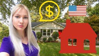 Дом в Америке. Сколько стоит дом в США и видео тур по дому