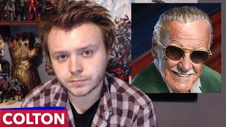 Video Tribute to Stan Lee MP3, 3GP, MP4, WEBM, AVI, FLV November 2018