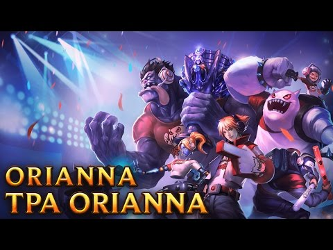 TPA Orianna
