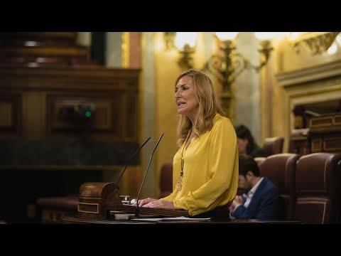 """Ana Beltrán: """"Marlaska cabalga a lomos del PSOE y desprecia la separación de poderes"""""""