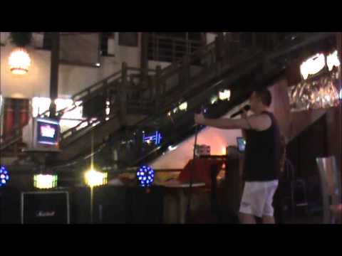 Uprising by Muse. by Johnny Bap. Zingers Las Vegas 2012