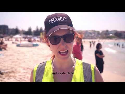 Bondi Rescue  Parody - the Shallow Water Lifesaver