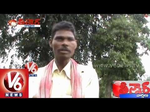 A drunken man melt his house with fire  Teenmaar News