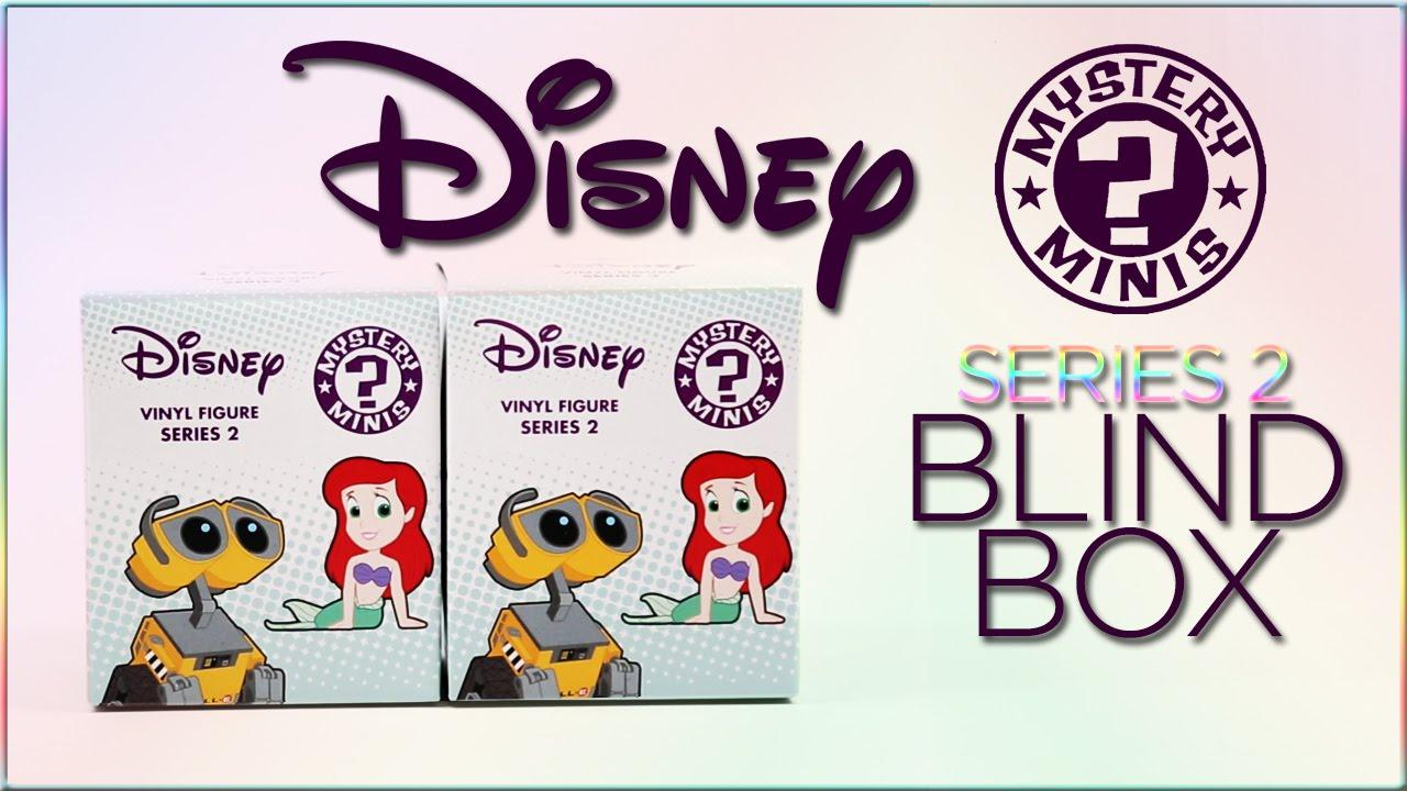 Disney Mystery Minis by Funko!