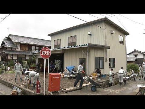 Σάρωσε ως τυφώνας, συνεχίζει ως τροπική καταιγίδα ο Νόρου στην Ιαπωνία