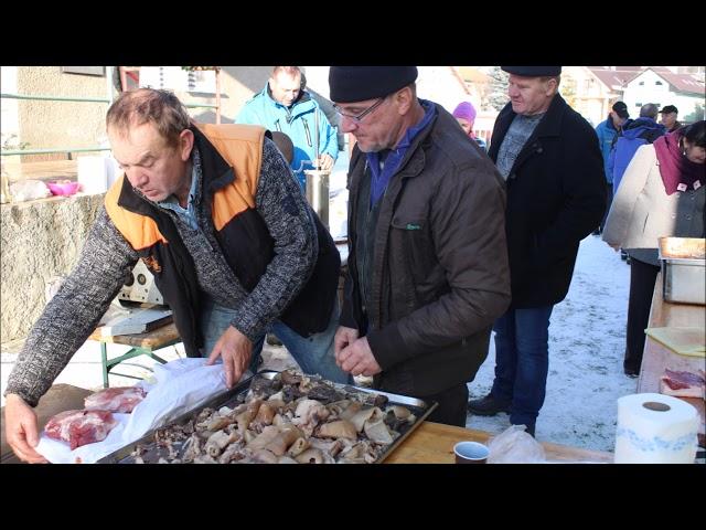 Vianoce pod Tatrami vo Švábovciach