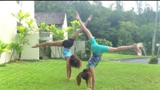 Download Lagu IB GymDance - How to do a Backbend, Kickover and Back Walkover Mp3