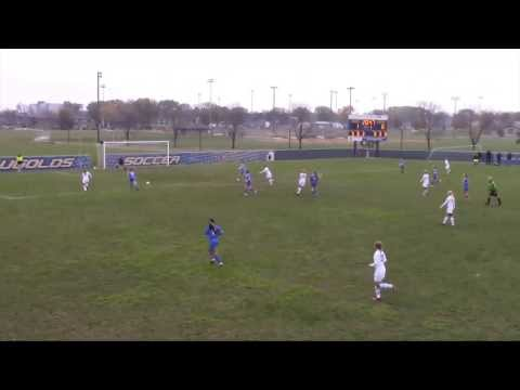 2013 Women's Soccer Highlight Video