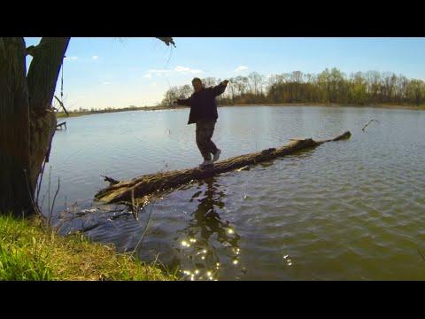 Ловля судака на джиг  Поводок из флюрокарбона