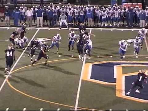 Stefon Diggs (#2) 2010 High School Highlights video.