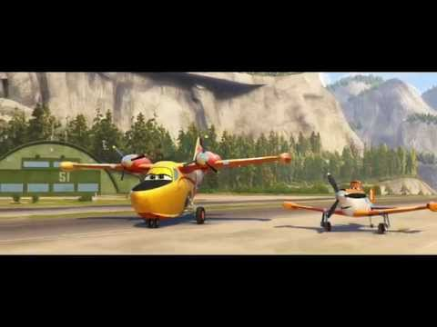 Planes: Fire & Rescue (Clip 'Drop the Needle')
