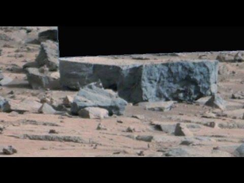 25 Anomalies Mars Rover 2014