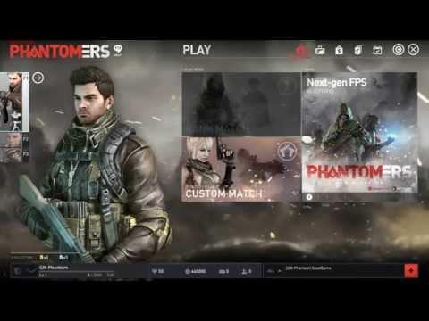 Phantomers FPS Tanıtım