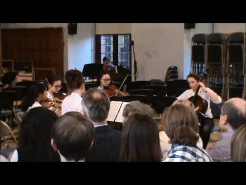 Rondeau (Abdelazer) - Girls' Division Sr String Quintet (May Serenade)