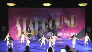 PAFA Dance Team perform Walk Like An Egyptian at 2015's STARBOUND Nationals Competition in Orlando Florida.