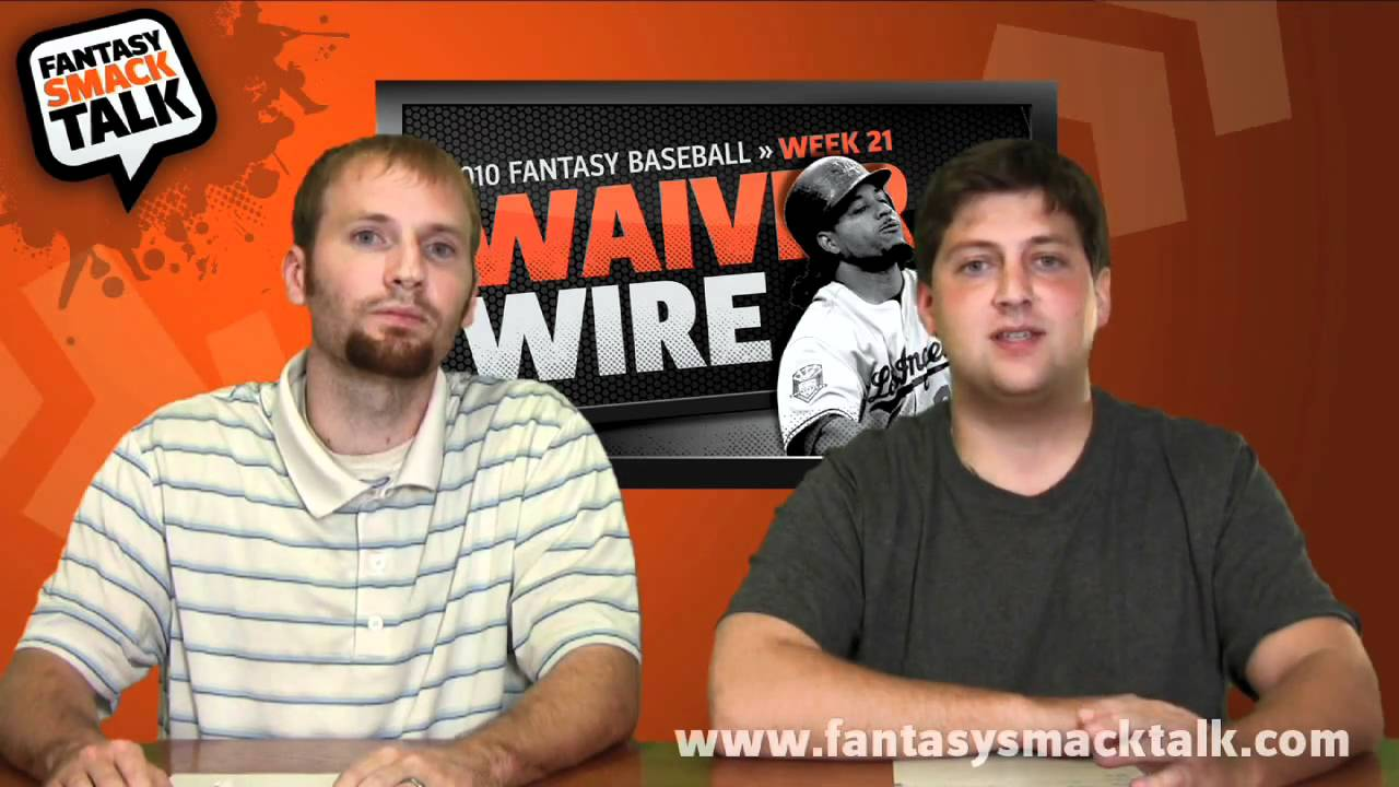 Fantasy Baseball Video: Week 21 Tips and Waiver Wire thumbnail