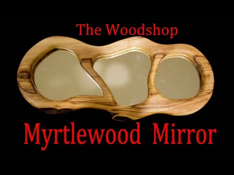 Myrtlewood Wall Mirror