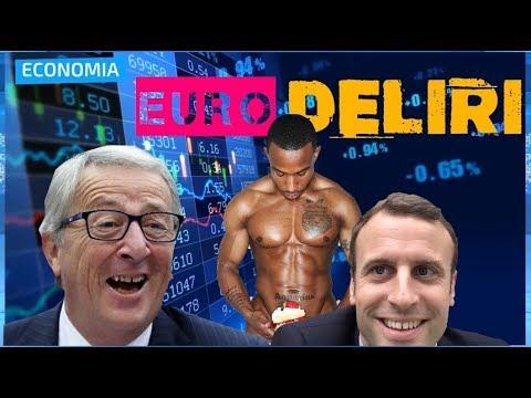 """ECONOMIA: EURO DELIRI"" | Notizie Oggi Lineasera"