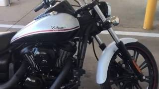 5. 2013 Kawasaki Vulcan Custom Video Review
