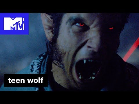 Teen Wolf Season 6B Comic-Con Promo