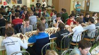 Turnaj krajského přeboru mládeže v šachu 2019