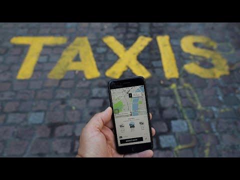 Έχασε η Uber τη δίκη με τους οδηγούς της