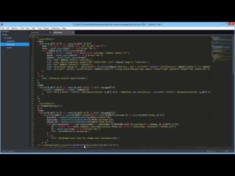 Video PHP | Parser un XML download in MP3, 3GP, MP4, WEBM, AVI, FLV January 2017