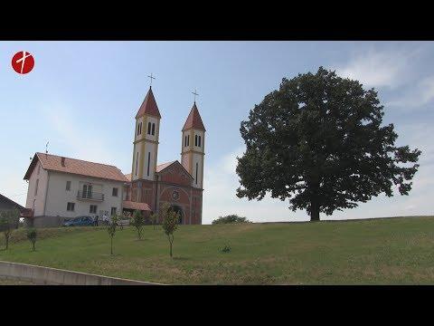 Reportaža iz ratom uništene župe Bukovica kod Dervente